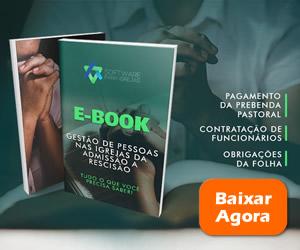 Ebook - Gestão de Pessoal para Igrejas